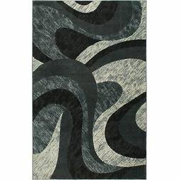 Home Dynamix HD2459-451 Catalina Collection Area Rug 5-Feet