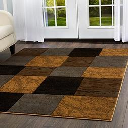 Home Dynamix Tribeca Briar Area Rug | Contemporary Living Ro