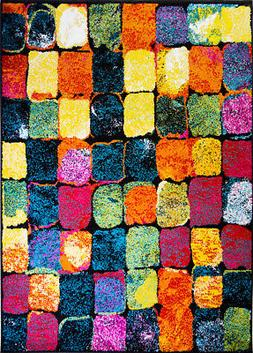 Home Dynamix  634-999 Multi-Color Area Rug