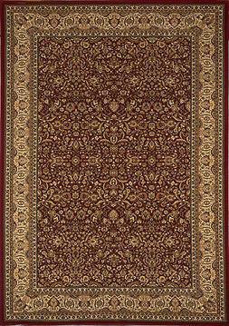 "Home Dynamix Regency 8302-200 Red Area Rug - 12' 5"" x 15' 8"""