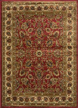 Home Dynamix Royalty 8079-200 Red Accent Rug