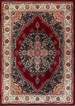 Home Dynamix Royalty Rugs HD2319-215 Red Area Rug