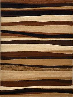 Home Dynamix Tribeca 5374-500 Brown Area Rug