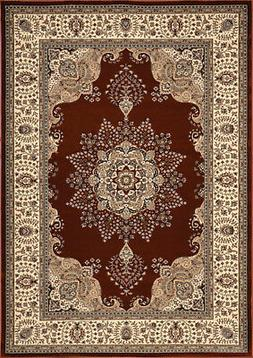 Home Dynamix Triumph HD4764-273 Red Area Rug