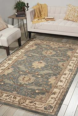 Nourison India House IH75 Area Rug - Blue