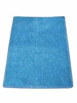 Beaulieu Indoor/Outdoor Blue Artificial Grass Turf Area Rug