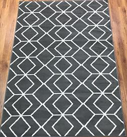 Antep Rugs Kashan King Collection Trellis Polypropylene Indo