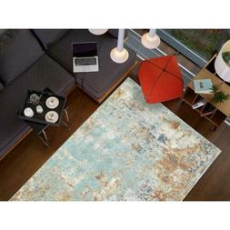 Luxe Weavers Kingsbury Collection Abstract Modern Area Rug