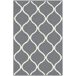 Maples Rugs Kitchen Rug - Rebecca 2'6 x 3'10 Non Skid Small