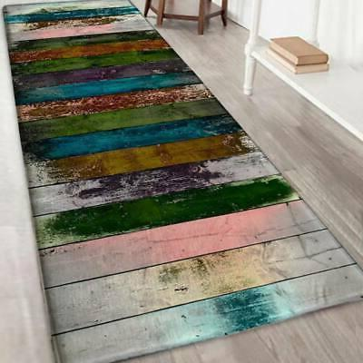 3D Non-slip Door Floor Mat Rug Carpet*