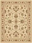 8x8 Home Dynamix Ivory All-Over Area Rug Round 3207-100 - Ap