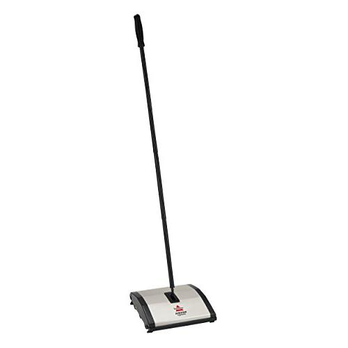 Bissell Natural Sweep Carpet and Floor Sweeper with Dual Bru