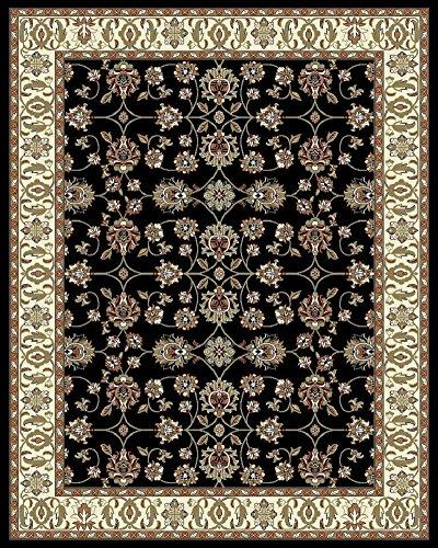 Large Rugs For Living Room 8x10 Black