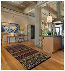 Superior Adena Collection 4' x 6' Area Rug, Attractive Rug w