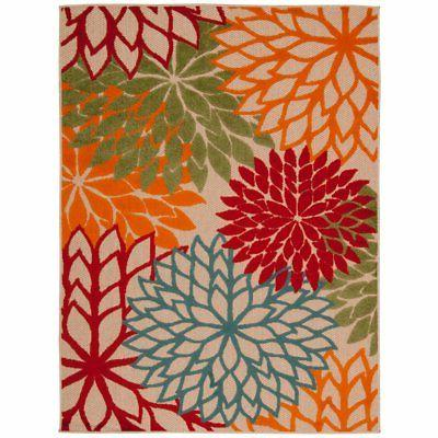 aloha alh05 indoor outdoor area rug