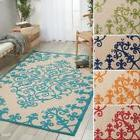 Nourison Aloha Indoor/ Outdoor Area Rug  - 2'8 x 4'