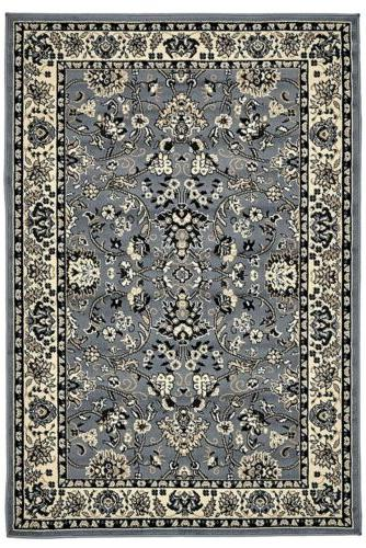 area rug traditional 4 x 6 gray