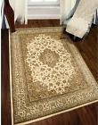 Home Dynamix Bazaar Trim HD2412 Ivory 5 ft. 2 in. x 7 ft. 2