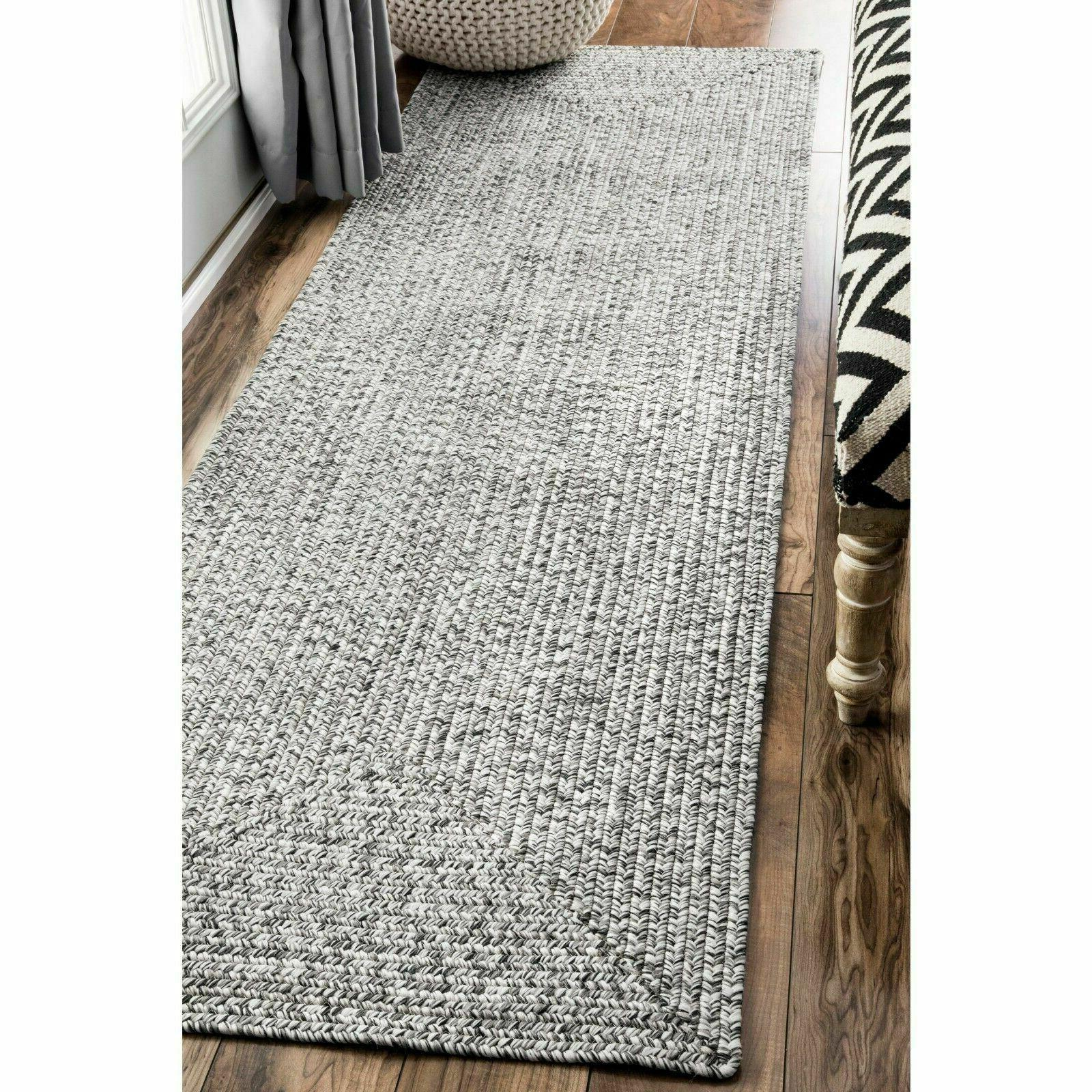 nuLOOM Contemporary Modern in Gray