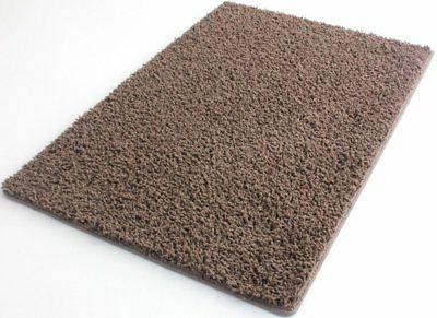 Brownie 25 oz 3/8″ Thick Soft and Cozy Indoor Area Rug Fri
