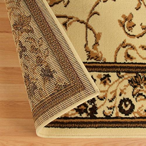 Superior 3-Piece Rug and Elegant Area Rug Set - 3', 2' x 5', and Rugs,