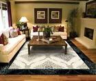 Contemporary Area Rugs for Living Room 8x10 Clearance 8x11 C