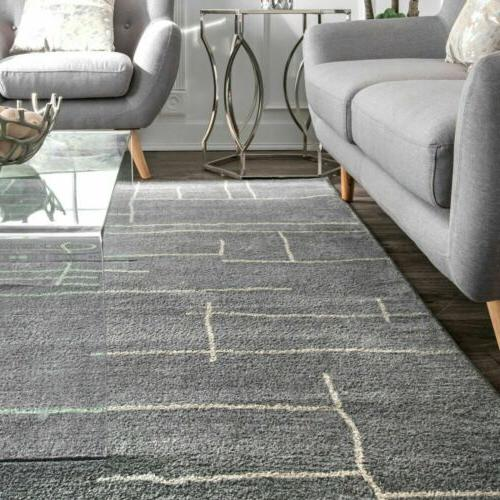 nuLOOM Abstract Area Rug in