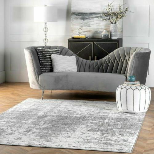contemporary modern abstract deedra area rug in