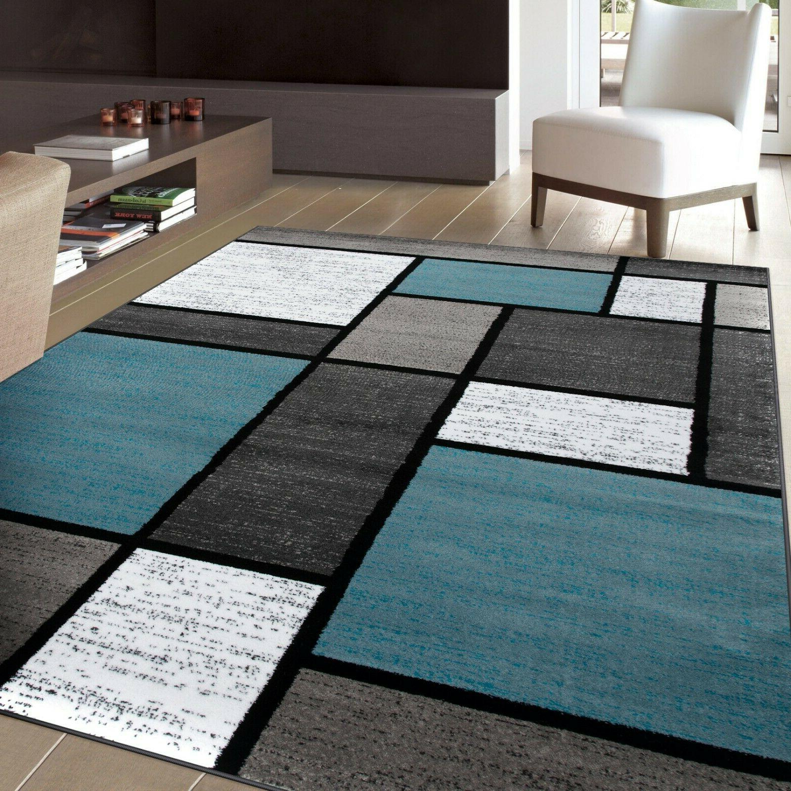 contemporary modern boxes soft area rugs