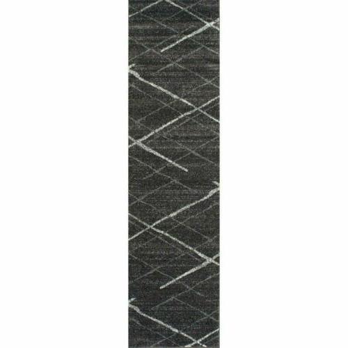 nuLOOM Modern and Stripes Area Rug in