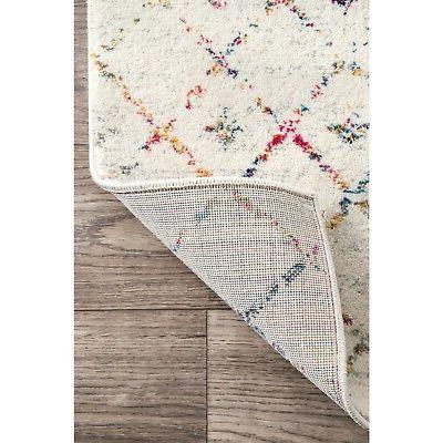 nuLOOM Contemporary Area Rug Multi