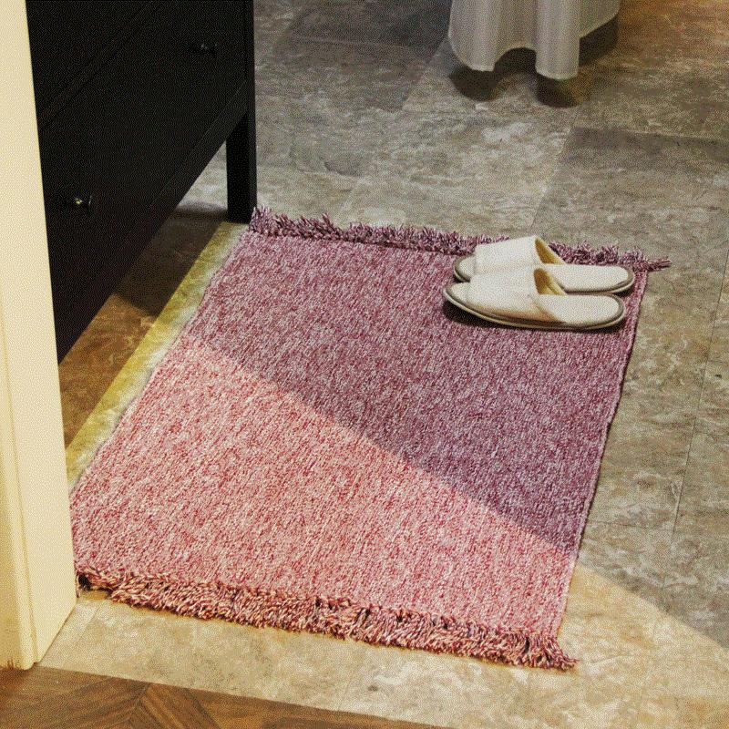 WINLIFE Fiber Carpets <font><b>Area</b></font> For Living Room/Bedroom Doormat Bedside <font><b>Rugs</b></font> Mats