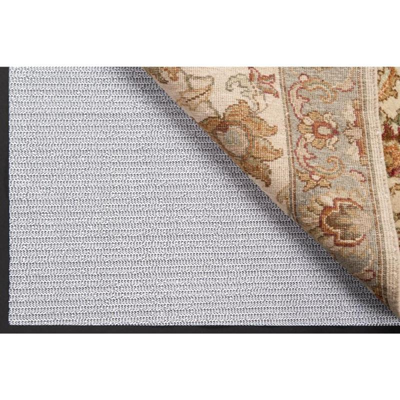 Durable 9 Ft. X 12 Ft. Rug Pad Lightweight Firm Cushion Comf