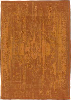 Artistic Weavers Elegant Maya Hand-Woven Orange Area Rug