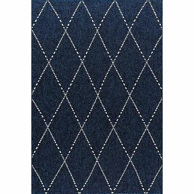 GAD Drew High Quality Indoor Outdoor Area Rug with Geometric
