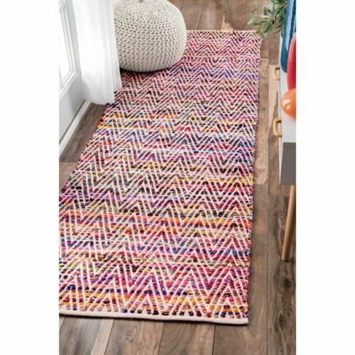 nuLOOM Hand Cotton in Multi