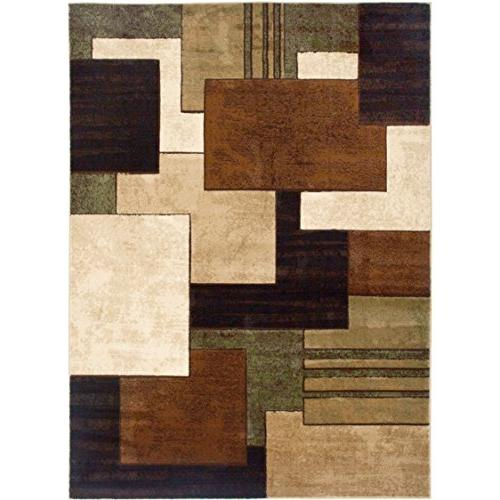 Home Area Rug 3 Piece Set,
