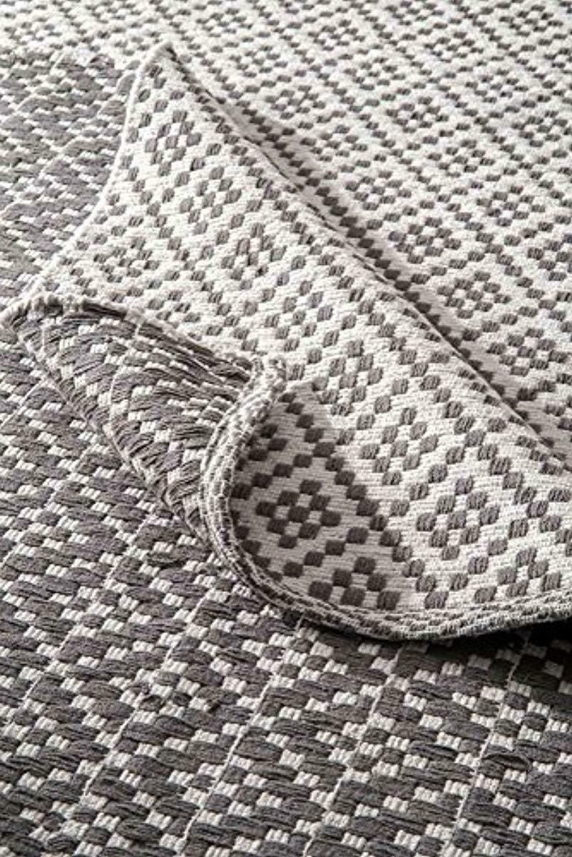 nuLOOM HMCO5E-8010 Cottage Collection Hand Made 8' 10', Grey