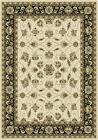 Home Dynamix Ivory Traditional - Persian/Oriental Area Rug B