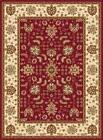 Home Dynamix Red Traditional - Persian/Oriental Area Rug Bor