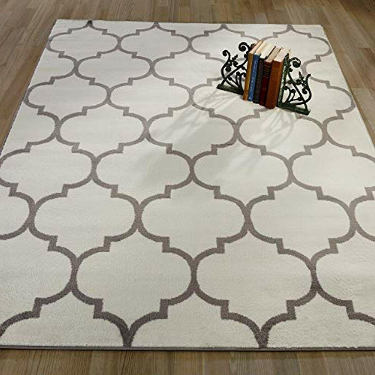 "Sweet Home Stores Collection Trellis Design Area 7'0"","