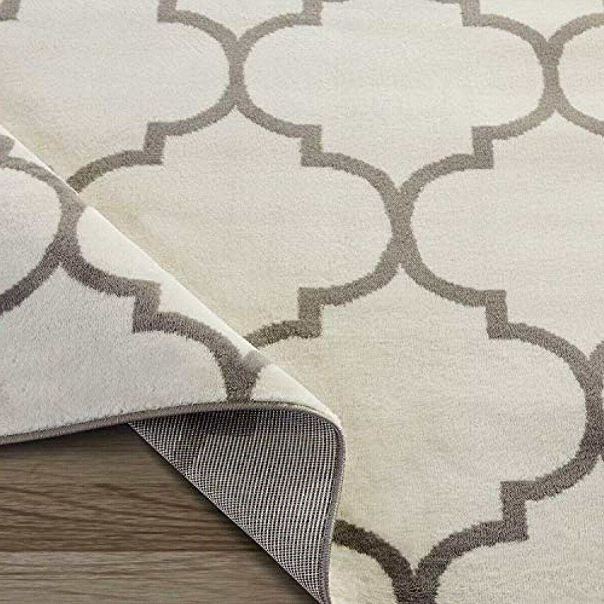 "Sweet Home Stores King Collection Trellis Area Rug, X 7'0"","