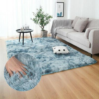 Large Soft Area Rug Shaggy Room Fluffy