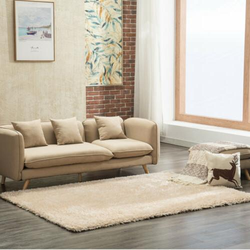 Modern Geometric Rug Accent Mat Carpet Living Room