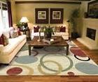 Modern Cream Area Rugs for Living Room Area Rugs 5x7 clearan