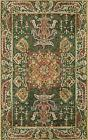 Momeni Rugs TANGITAN25GRN2030 Tangier Collection Hand Tufted