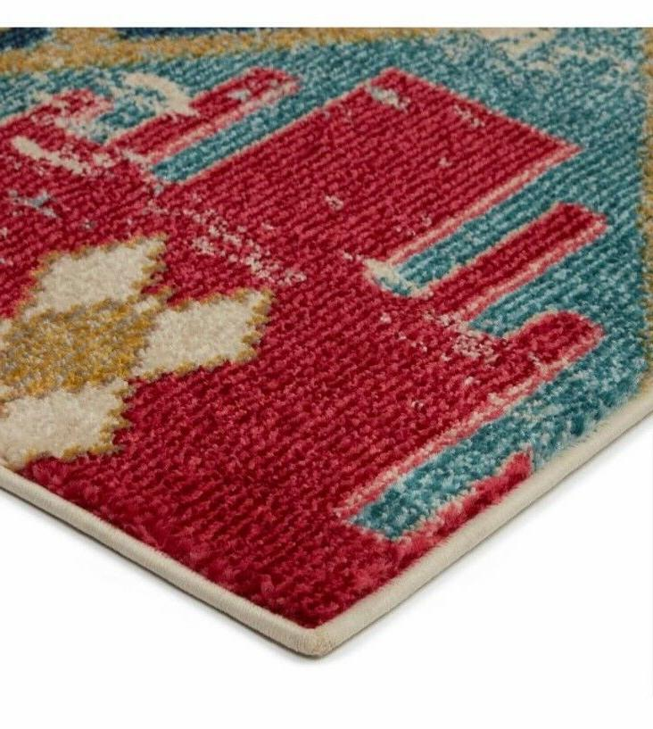 Safavieh Monaco Multi-colored Distressed