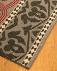 Natural Area Rugs Clearance  Multi-Color Area Rug 5' x 8'
