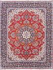 New Soft Plush Red Traditional Floral 10x12 Hamedan Persian