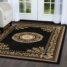 Home Dynamix Optimum Collection Contemporary Black Area Rug
